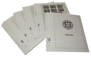 Portugal - Vordruckalbum Jahrgang 1990-1994