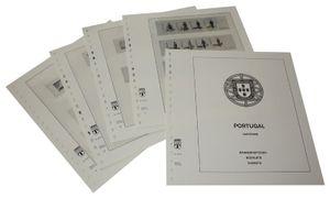 Portugal Markenheftchen - Vordruckalbum Jahrgang 1983-2006