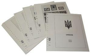 Ukraine - Illustrated album pages Year 2002-2008