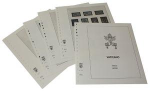 Vatikan - Vordruckalbum Jahrgang 1958-1963