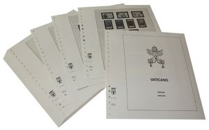 Ватикан, иллюстрированный альбом —выпуск  за 1979-1994 годы