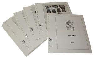Vatikan - Vordruckalbum Jahrgang 1979-1994