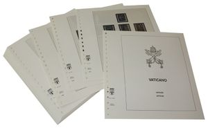 Vatikan - Vordruckalbum Jahrgang 1995-2004