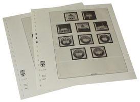 Vatikan Automatenmarken - Vordruckalbum Jahrgang 2000-2004