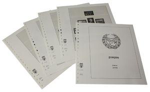 Zypern - Vordruckalbum Jahrgang 2004-2016