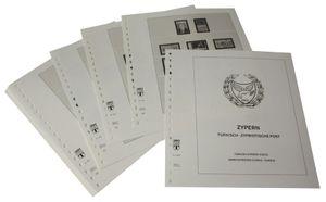 Zypern Türkisch-Zypriotische Post - Vordruckalbum Jahrgang 1997-2016