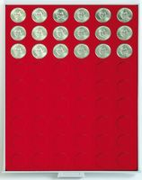 Coin box STANDARD with 54 round compartments for coins with Ø 26,75 mm  – Bild 2
