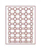 Box per monete RAUCHGLAS per 5 serie di monete in corso in capsule LINDNER – Bild 2