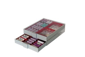 Collection Box STANDARD with 2 compartments and 10 movable dividers for individual configuration 220 x 280 x 29 mm  – Bild 8