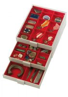 Collection Box STANDARD with 3 compartments and 8 movable dividers for individual configuration 220 x 280 x 29 mm  – Bild 9