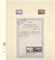T-Blanko-Blatt mit 2 Streifen: 209 mm – Bild 2