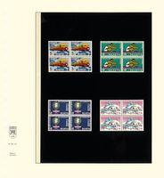 T-Blanko-Blätter mit 2 Streifen: 92 mm - 10er-Packung – Bild 2