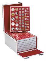 Coin box carrying case Aluminium, 260 x 340 x 200 mm – Bild 1
