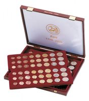 Luxury Case for 12 EURO coin stes with 8 coins each (1 Cent to 2 Euro) – Bild 2