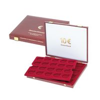 Luxury Case for 40 x 10 Euro German commemorative coins in our coin capsules – Bild 1