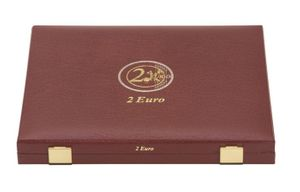 Luxury Case for 50 x 2 Euro commemorative coins – Bild 3