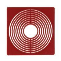 Дистанционные вкладыши 51Х51 мм, тёмно-красного цвета, в комплекте 10 вкладышей – Bild 1