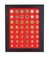 Cadre-Box monnaies CHASSIS vide- noir mat – Bild 4
