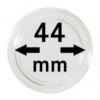 Coin capsules internal Ø 44 mm - pack of 10