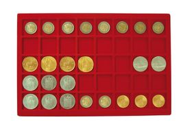 Tray for 40 coins up to 34 mm Ø  – Bild 1
