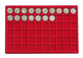 Tray for 60 coins up to 27 mm Ø  – Bild 1