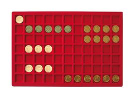 Tray for 77 coins up to 24 mm Ø  – Bild 1