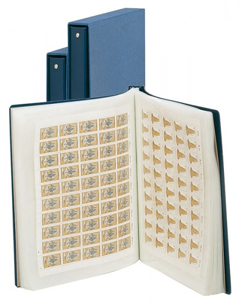 Mint Sheet Album 280 X 325 X 32 Mm Stamp Collecting Stamp