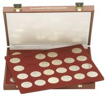 Luxury Case for 48 x 10-DM commemorative coins (Ø 32,5 mm) – Bild 2