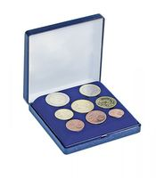 Coin case for one EURO coin set, 90 x 90 mm – Bild 1