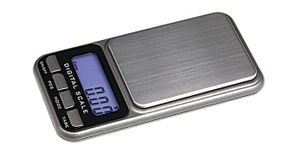 Digital Pocket Coin Scale (batteries incl. ), precision from 0,01 g – Bild 1