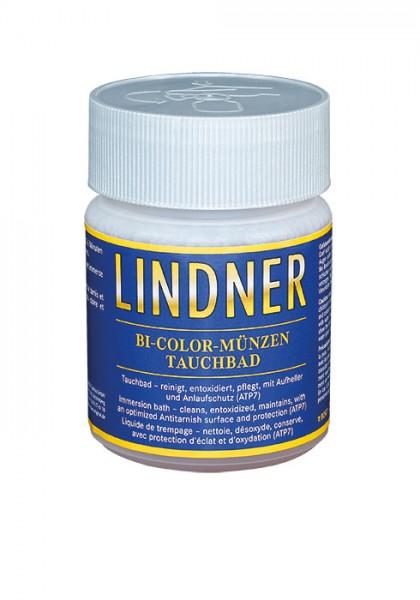 Lindner Münz Tauchbad Bi Color Zb Für 2 Euro Münzen 250 Ml