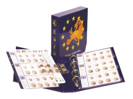 Illustrated album EURO COLLECTION:  coin sets for all  Euro countries  – Bild 2