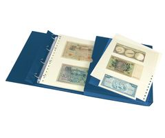Banknote album ECO, blue – Bild 3
