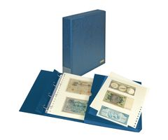 Banknote album ECO, blue – Bild 1
