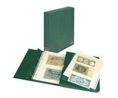Banknote album ECO, green – Bild 1
