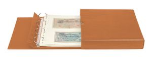 Banknote album ECO, tan – Bild 4