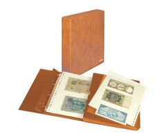 Banknote album ECO, tan – Bild 1