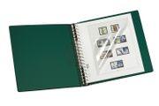 Папка-переплёт REGULAR—зелёного цвета 001
