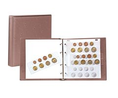 karat - Coin album EURO, tan – Bild 1