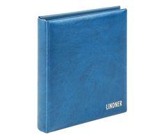 Set: album per monete karat CLASSIC con Custodia – blu – Bild 3