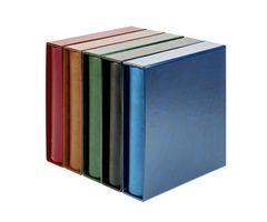 Комплект с монетного альбома CLASSIC системы Karat и защитной кассеты, чёрного цвета – Bild 6