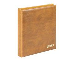 Монетный альбом  CLASSIC системы Karat, светло-коричневого цвета – Bild 2