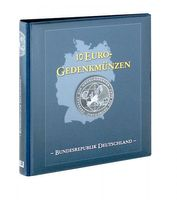 Illustrated album for 10 Euro - Commemorative coins Volume 1: 2002 - 2009 – Bild 4