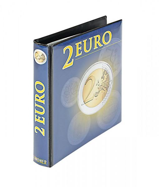 reliure 2 euro vide sans feuilles numismatique articles pour monnaies euro 2 comm moratives. Black Bedroom Furniture Sets. Home Design Ideas