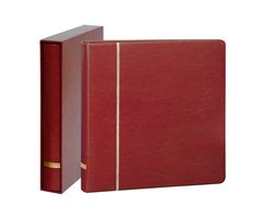 Ring binder Set EXCLUSIVE - wine red – Bild 1