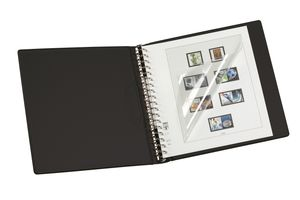 Companion Set: Ring binder REGULAR-CLASSIC + slipcase, black – Bild 2
