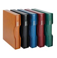 Companion Set: Ring binder REGULAR-CLASSIC + slipcase, wine red – Bild 5