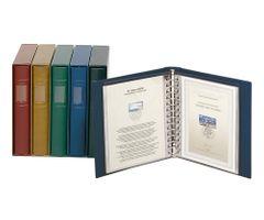 Companion Set: FDC album CLASSIC + slipcase, blue – Bild 1