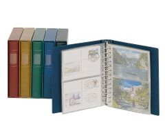 Companion Set: Ring binder CLASSIC + slipcase, blue – Bild 1