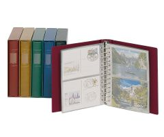 Companion Set: Ring binder CLASSIC with slipcase - wine red – Bild 1